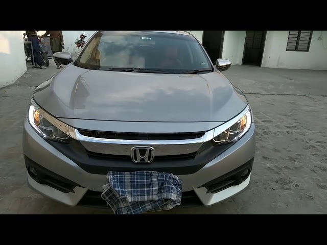 Honda Civic Oriel 1.8 i-VTEC CVT 2018 for Sale in Lahore