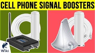 10 Best Cell Phone Signal Boosters 2019
