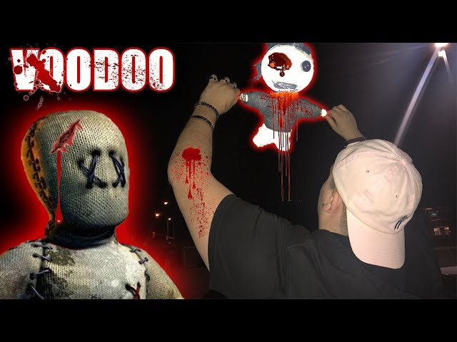 Do Not Use A Real Life Voodoo Doll At 3 Am Try This Challenge