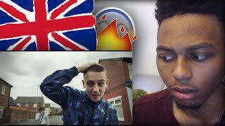 AMERICAN FIRST REACTION To Aitch – Taste (Make It Shake) Official Video