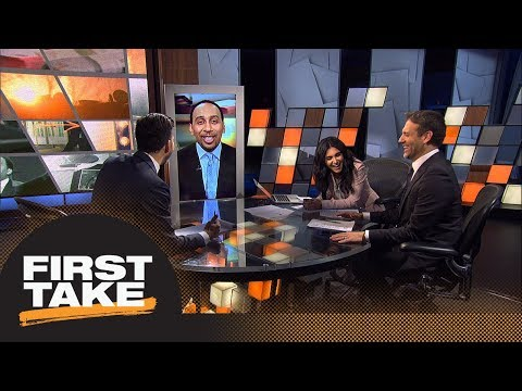 Will Cain debates Stephen A. and Max on Cowboys' free agency moves | First Take | ESPN
