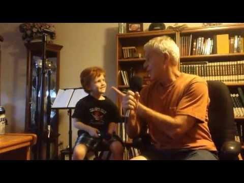 Mason and Garmpa Improv