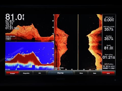 Intro - Garmin GPSMAP 922/942 Chartplotter