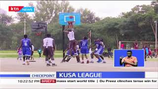 KUSA League : Strathmore Univeristy 55 - 38 IMMA