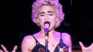 Madonna - Lucky Star [Who's That Girl Tour]