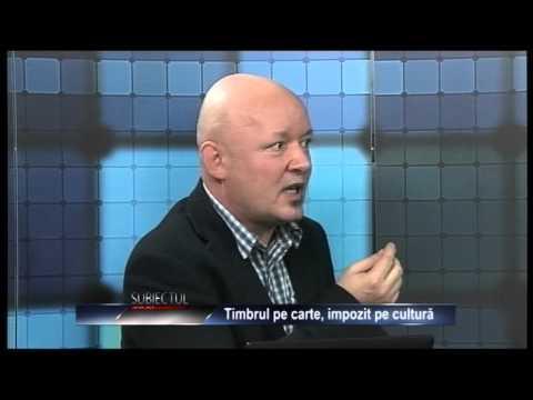 Emisiunea Subiectul zilei – Constantin Nemeș – 24 februarie 2015