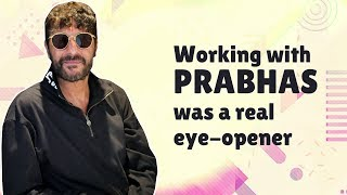 """Chunky Panday: """"Working with Prabhas was a REAL eye-opener   Saaho    Shraddha Kapoor   BOI   Part 1"""