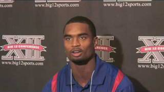 KU safety Darrell Stuckey talks about the best part about the summer with his teammates