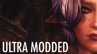 Ultra Modded Skyrim - Ep 19 - The Return!!!