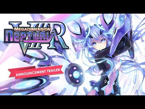 Megadimension Neptunia VIIR Iffy-cial Announcement Trailer thumbnail