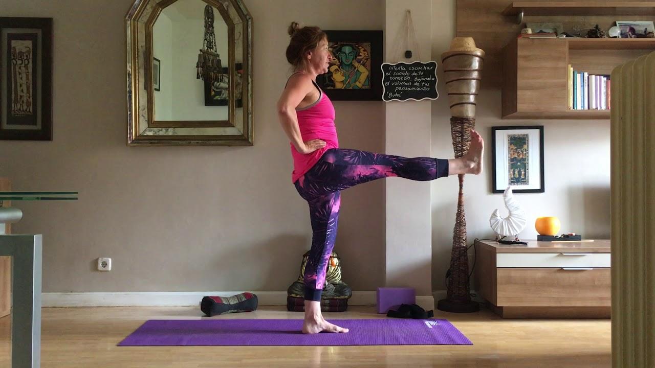 Yoga- Posturas de Pie