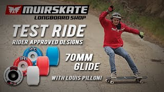 RAD Glide Test Ride with Louis Pilloni | MuirSkate Longboard Shop