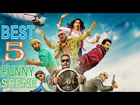 Download Best 5 Funny Scene Toatal Dhamaal movie | total dhamaal promo | total dhamaal movie HD Mp4 3GP Video and MP3