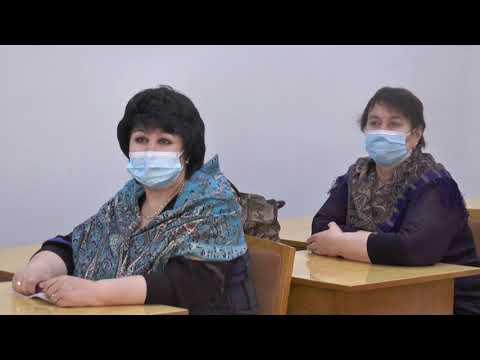 Брифинг по коронавирусной ситуации в Альшеевском районе на 19.11.2020 г.