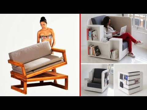 10 Must See MultiFunctional Furniture Innovations and Designs ▶ 5 !