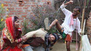Sanju Films | नया साल 2020 के मुर्गी खाई चिरकुटवा | Happy New year~Bhojpuri Comedy,Chirkut Baba,Neha