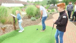 Mr Mulligan's Pirate Crazy Golf
