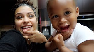 TEACHING BABY AYDEN SPANISH!! | VLOGMAS 16