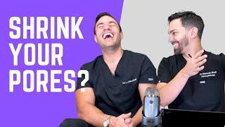 Minimize your large pores - Dermatologist Tips