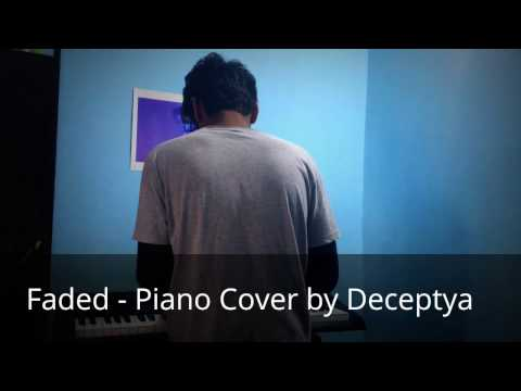 My music, from a while back. Presenting for you, Faded - Alan Walker (Piano Cover)