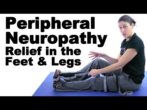 Video Peripheral Neuropathy Relief in the Feet & Legs - Ask Doctor Jo