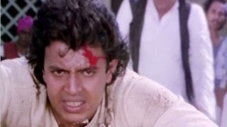 Mithun Chakraborty Help Villagers From Paying Tax  Hum Se Hai Zamana Action Scene 2