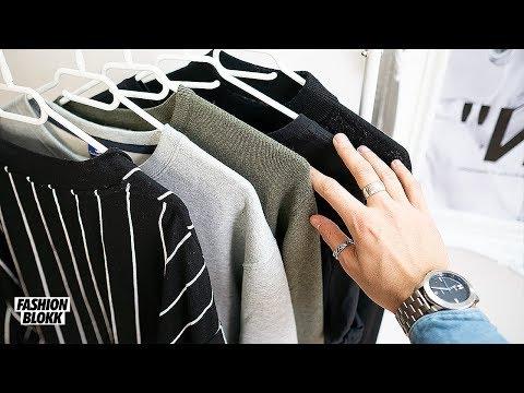 5 leichte Pullover die du haben musst! | meine must haves - Sommer & Frühling | Herren