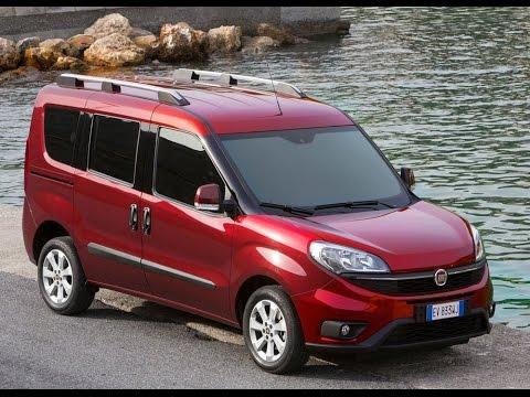 Fiat Doblo Cargo Фургон класса M - тест-драйв 3