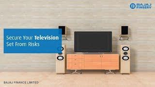 TV Insurance | Pocket Insurance and subscription by Bajaj Finserv