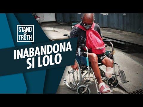 [GMA]  Stand for Truth: Lolong naputulan ng paa, inabandona?