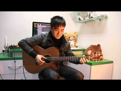 櫻桃小丸子 (附樂譜) | Steven Law – The Guitarist