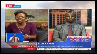 Suala Nyeti: Tathmini ya operesheni za usalama nchini [Seehemu 2]- 20/3/2017