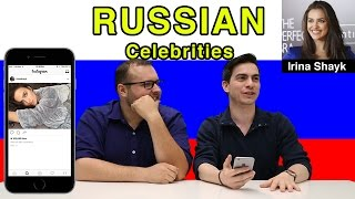 Like, DM, Unfollow: Russian Celebrities
