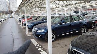 Какая же на рынке творится Ж@№А! Ищем Audi Q5