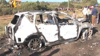 39 Dead, 6 Injured In Grisly Road Accident Along Nairobi-Nakuru Highway