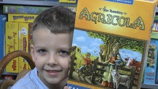 Agricola Familienspiel (Lookout) - ideal für Familienspieler die einfach etwas mehr wollen