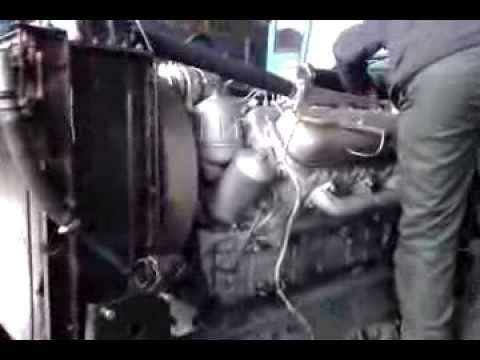 Трактор «Слобожанець» с ЯМЗ-238