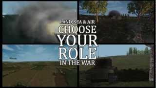 World War II Online Trailer (2013)