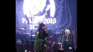 Tribute to Lemmy Wacken 2016