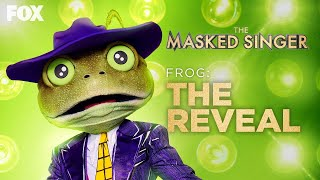 The Frog Is Revealed As Bow Wow | Season 3 Ep. 18 | THE MASKED SINGER
