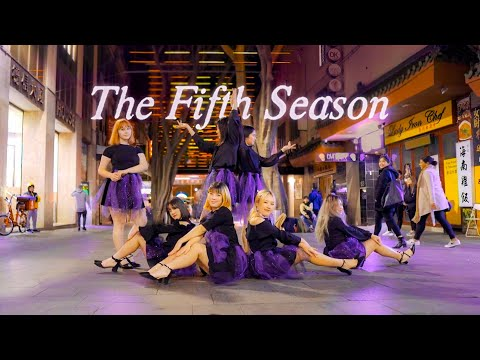 "[KPOP IN PUBLIC CHALLENGE] OH MY GIRL ""The fifth season (SSFWL)"" Dance Cover // HORIZON // Australia"