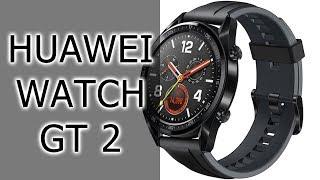 Смарт-часы Smartwatch HUAWEI Watch GT2 Sport 46мм черные от компании Telemaniya - видео