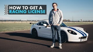 How To Get A Race License: Becoming A Racing Driver, Episode 3 - Carfection