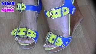 Моя летняя обувь -  summer shoes