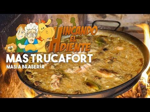 Restaurante Mas Trucafort en Falset (Masía Brasería)