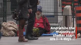 Seniors and Shelter Use in Canada