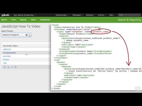 Using the Splunk HTTP Event Collector (HEC) - смотреть