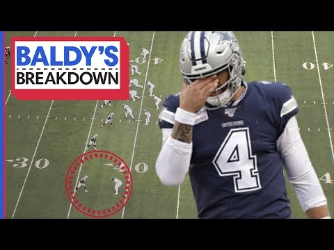 Breaking Down The Cowboys Offensive Struggles   Baldy's Breakdown
