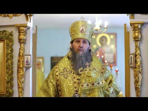 Митрополит Даниил: Главное в храме – это творимая в нём молитва