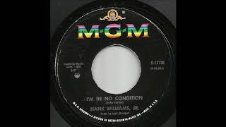Hank Williams, Jr. - I'm In No Condition